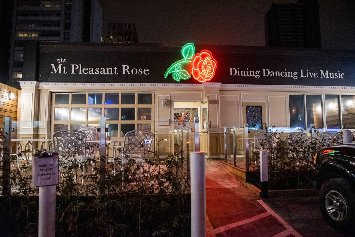 Mount Pleasant Rose Toronto