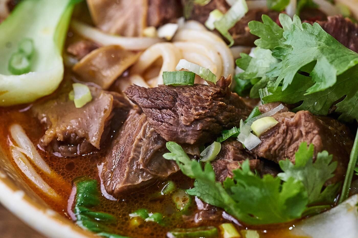huajia rice noodle toronto