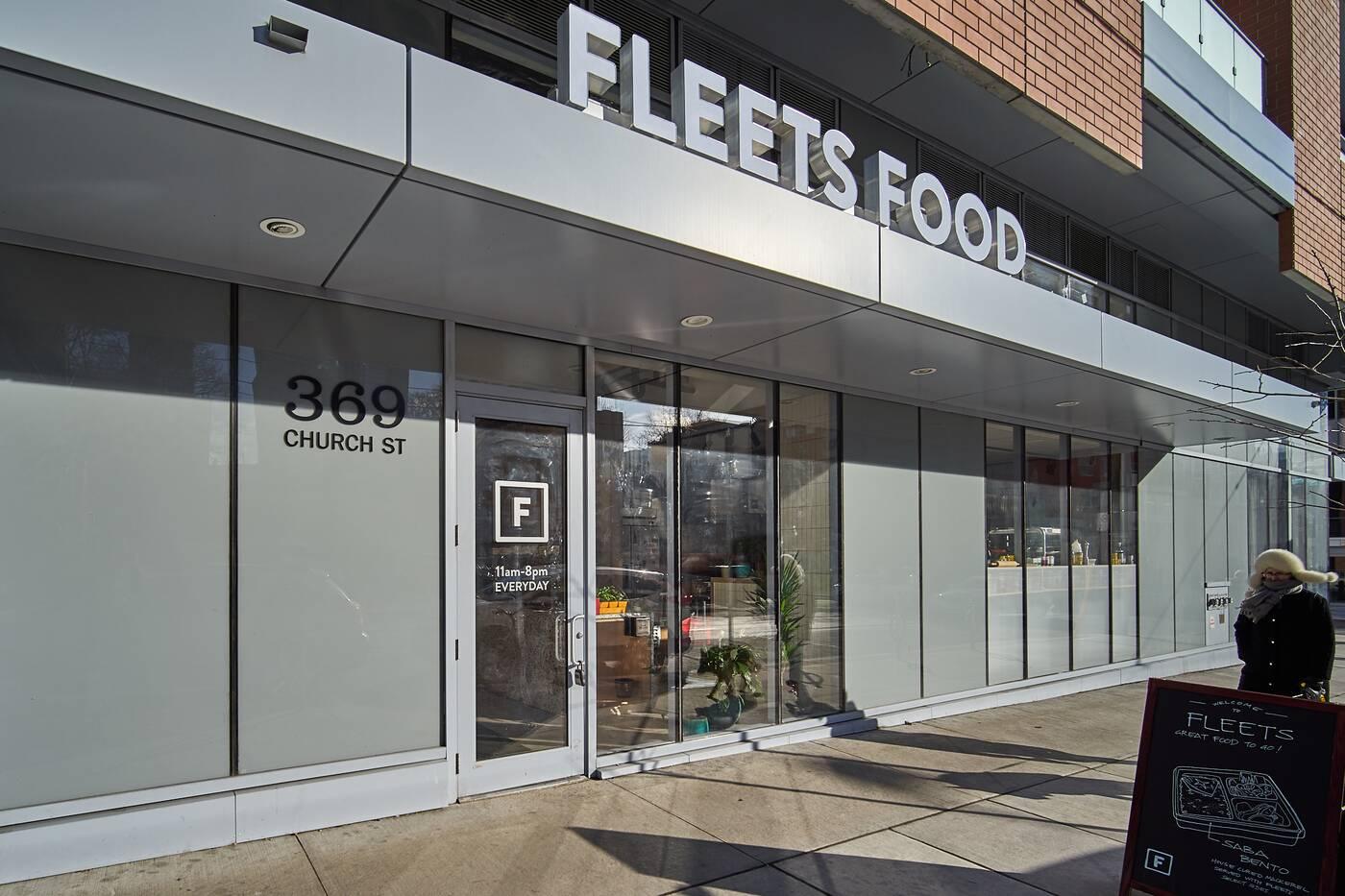 fleets food toronto