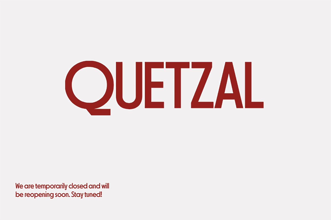 quetzal closing toronto