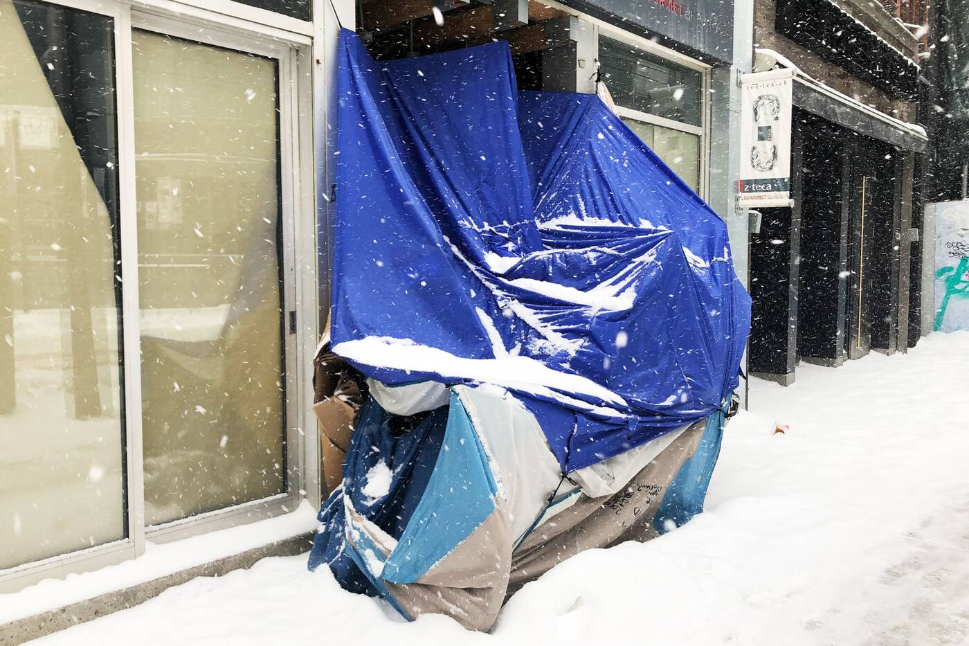 homeless shelter toronto