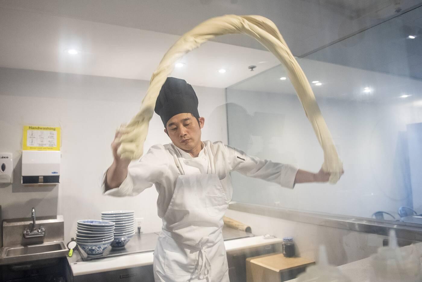 Niuda Noodles Toronto