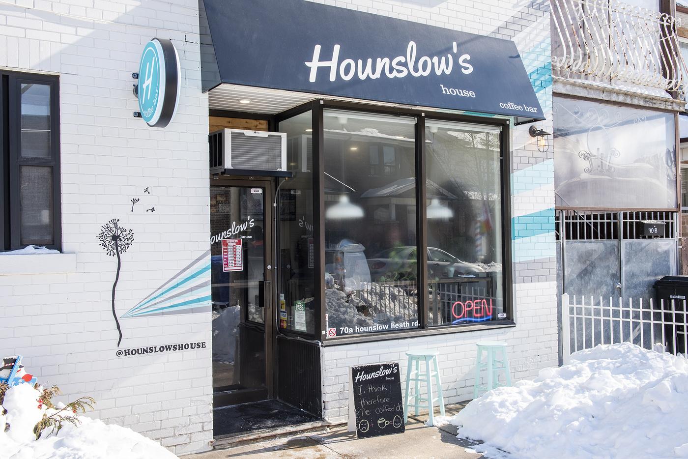 Hounslows House Toronto