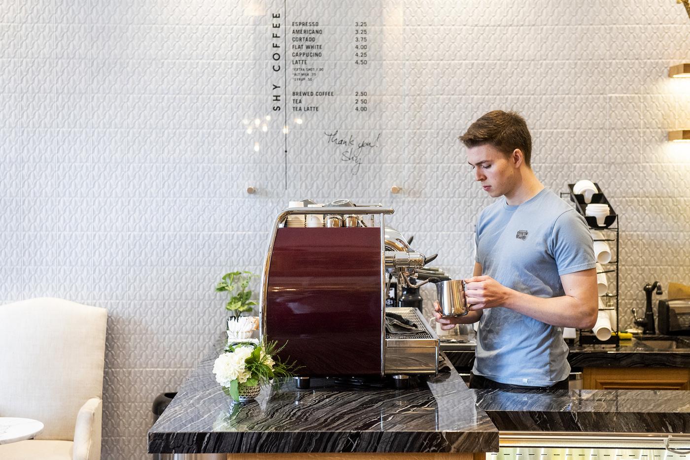 Shy Coffee Toronto