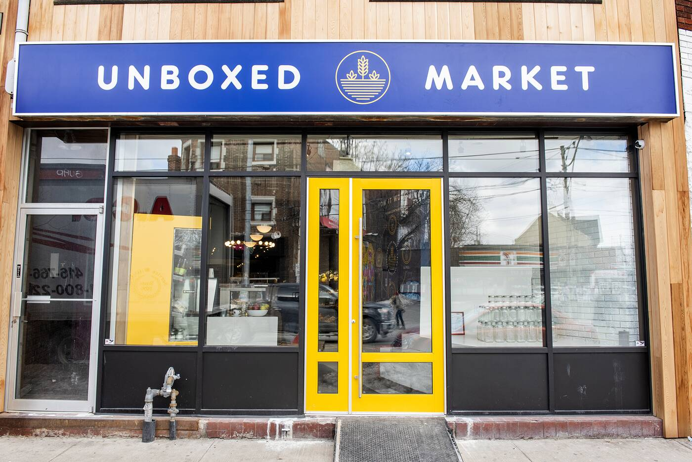 Unboxed Market Toronto