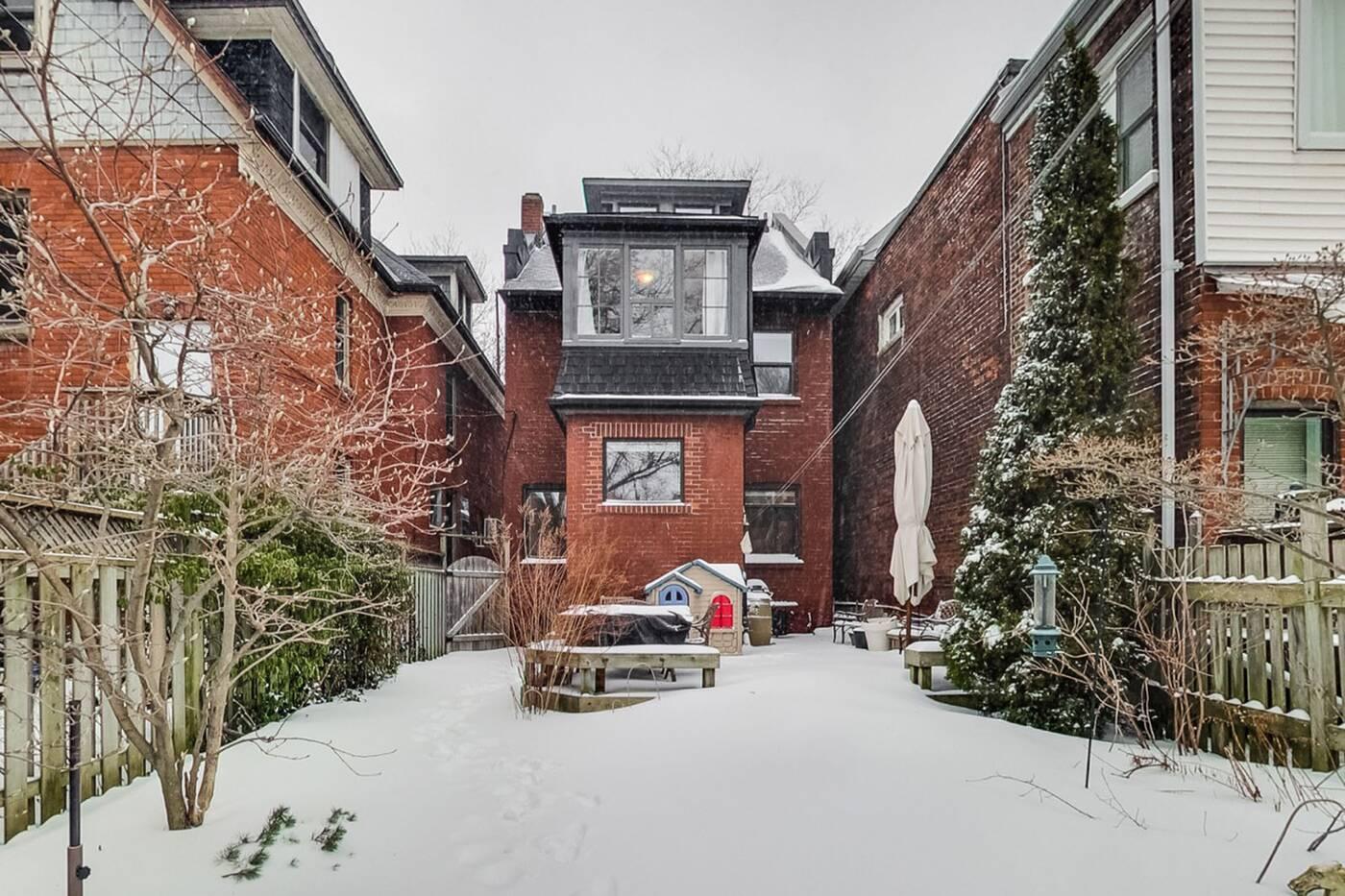 113 Marion Street Toronto