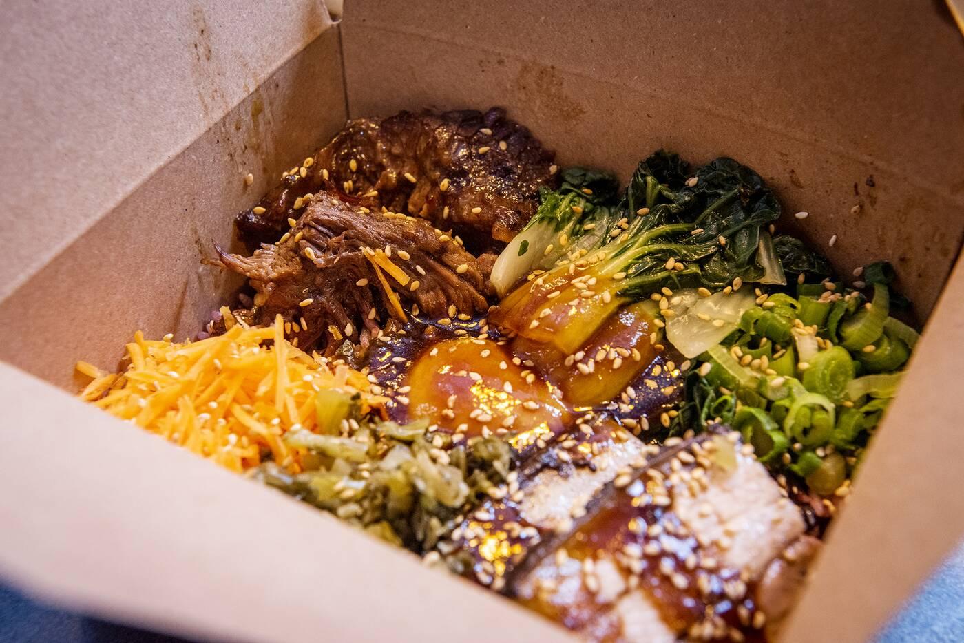 mean bao annex food hall toronto