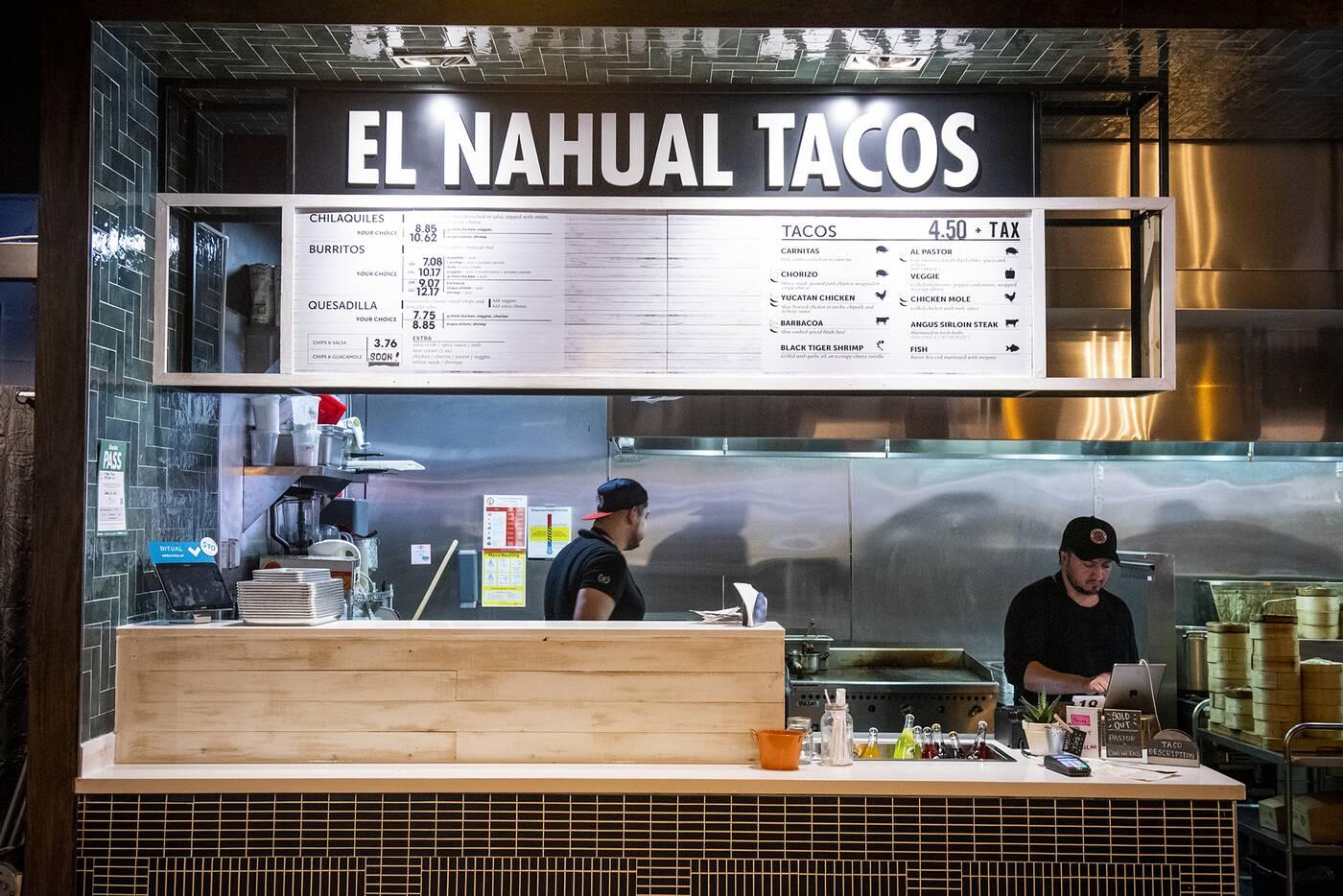 el nahual tacos toronto