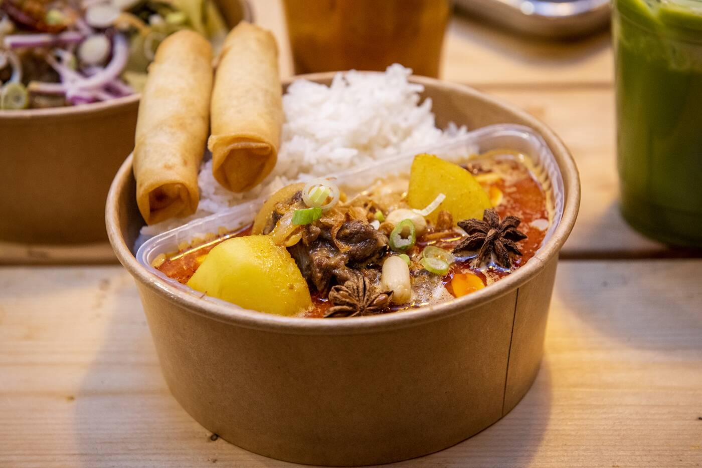 annex food hall toronto