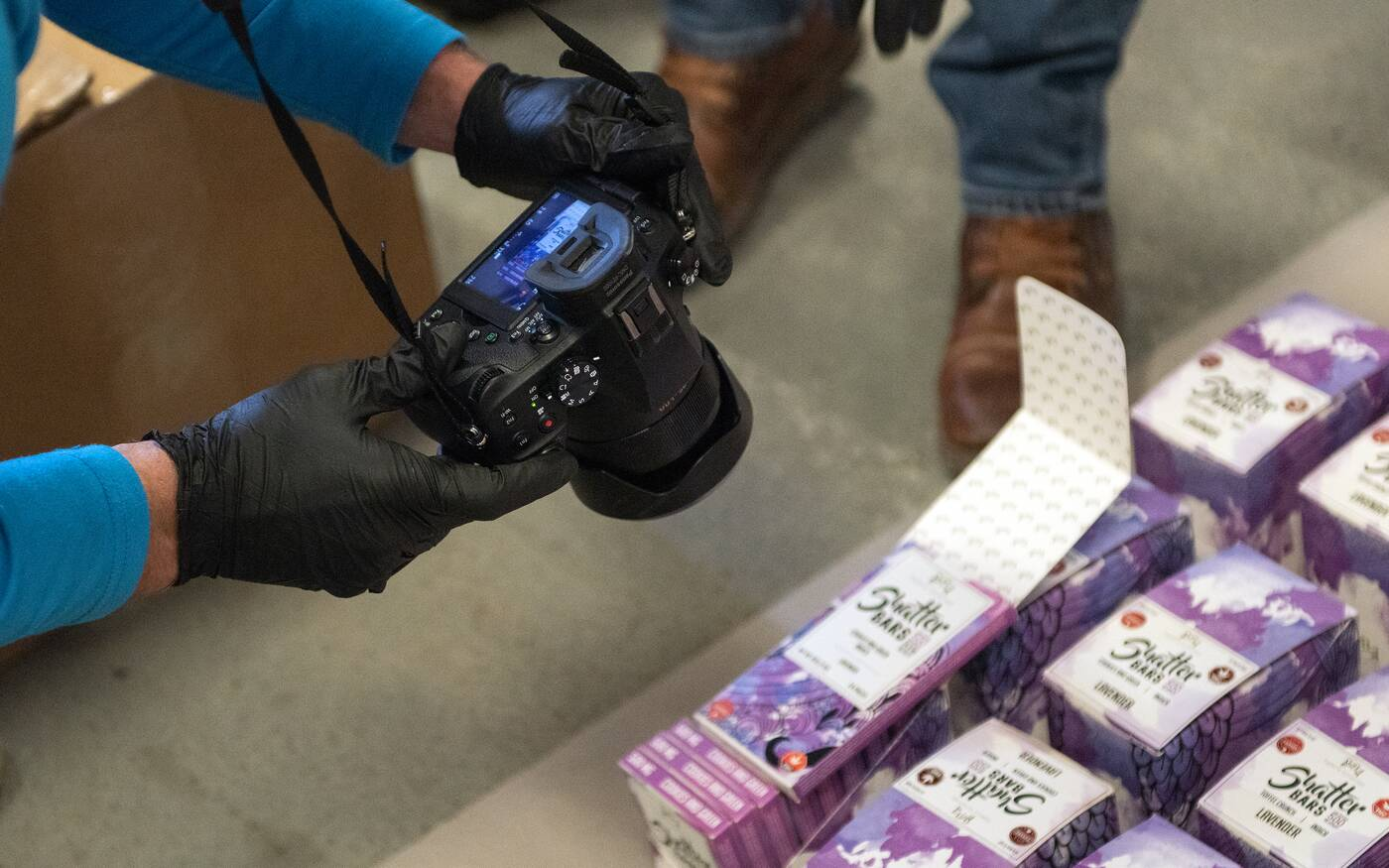 cannabis candy raid toronto