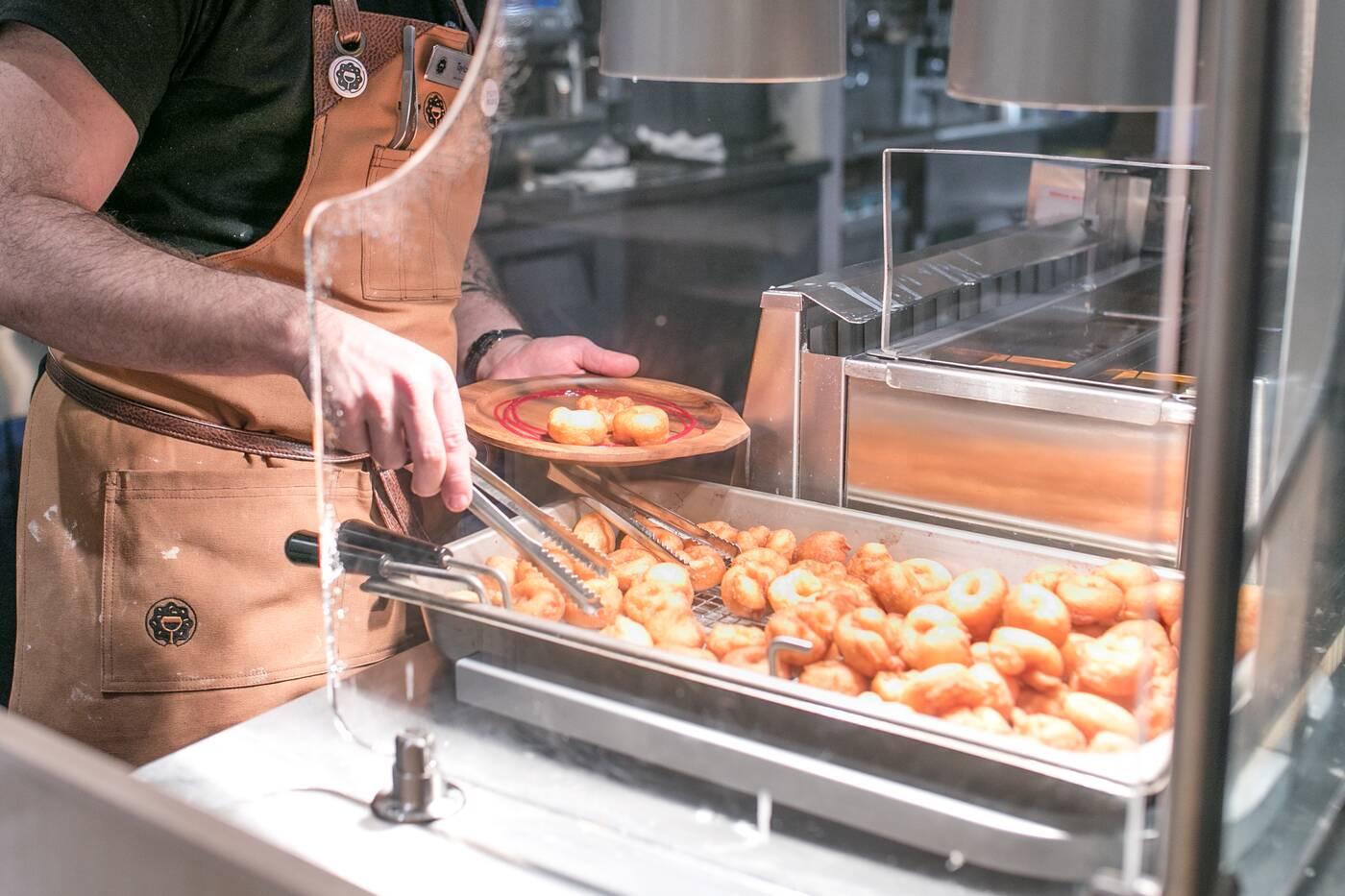 Flipside Donuts Toronto