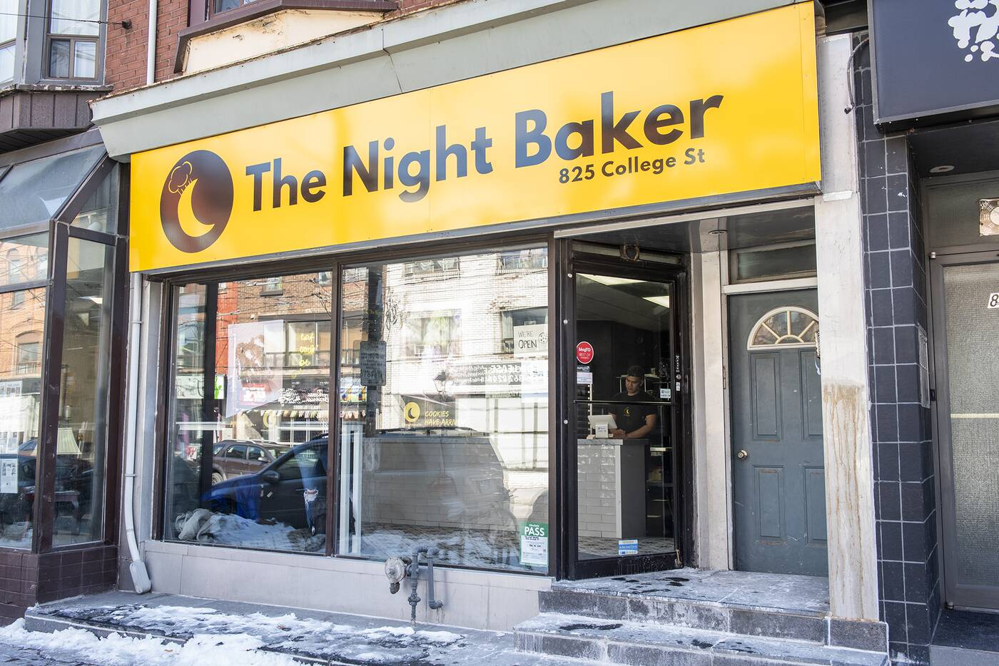 Night Baker Toronto