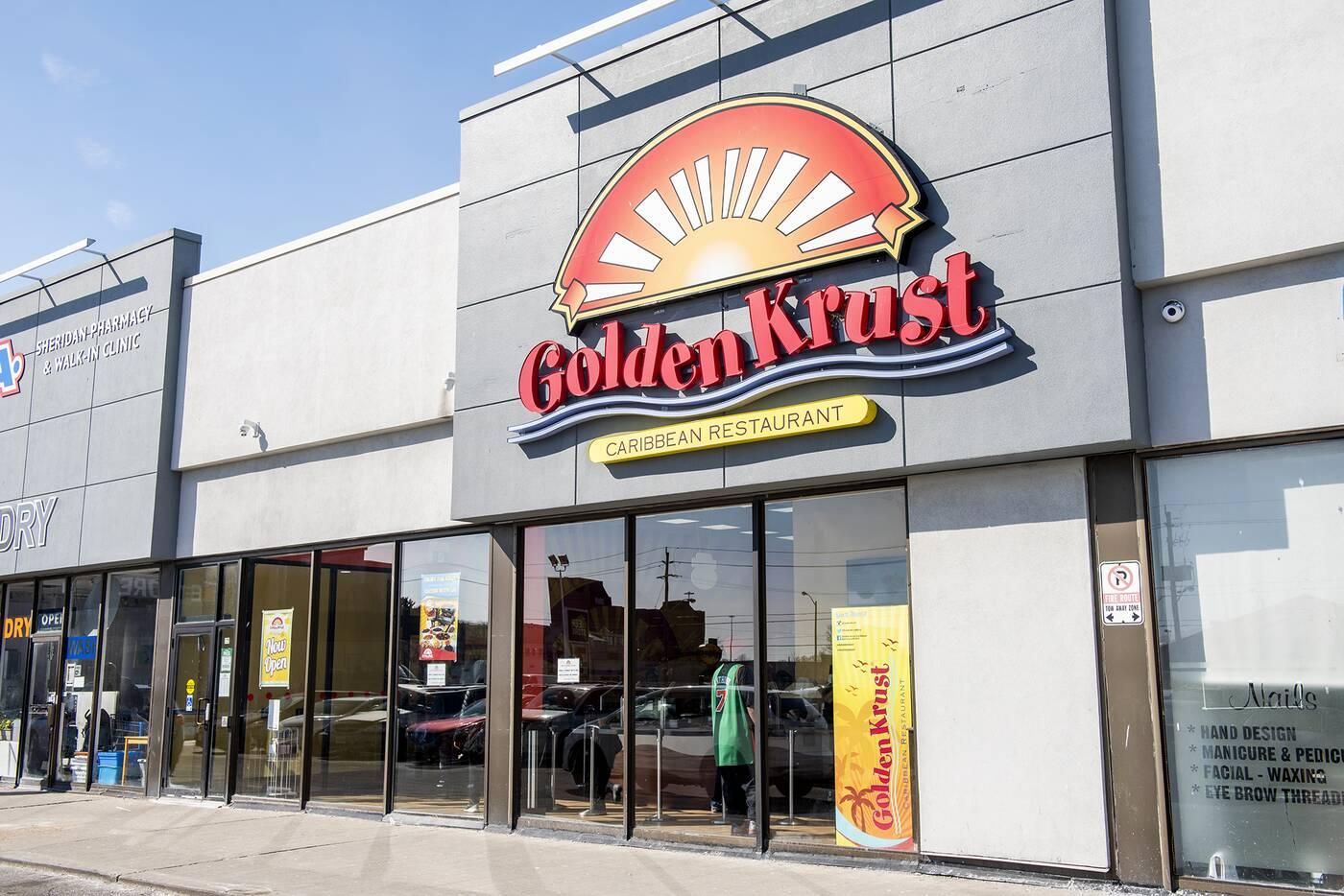 Golden Krust Toronto