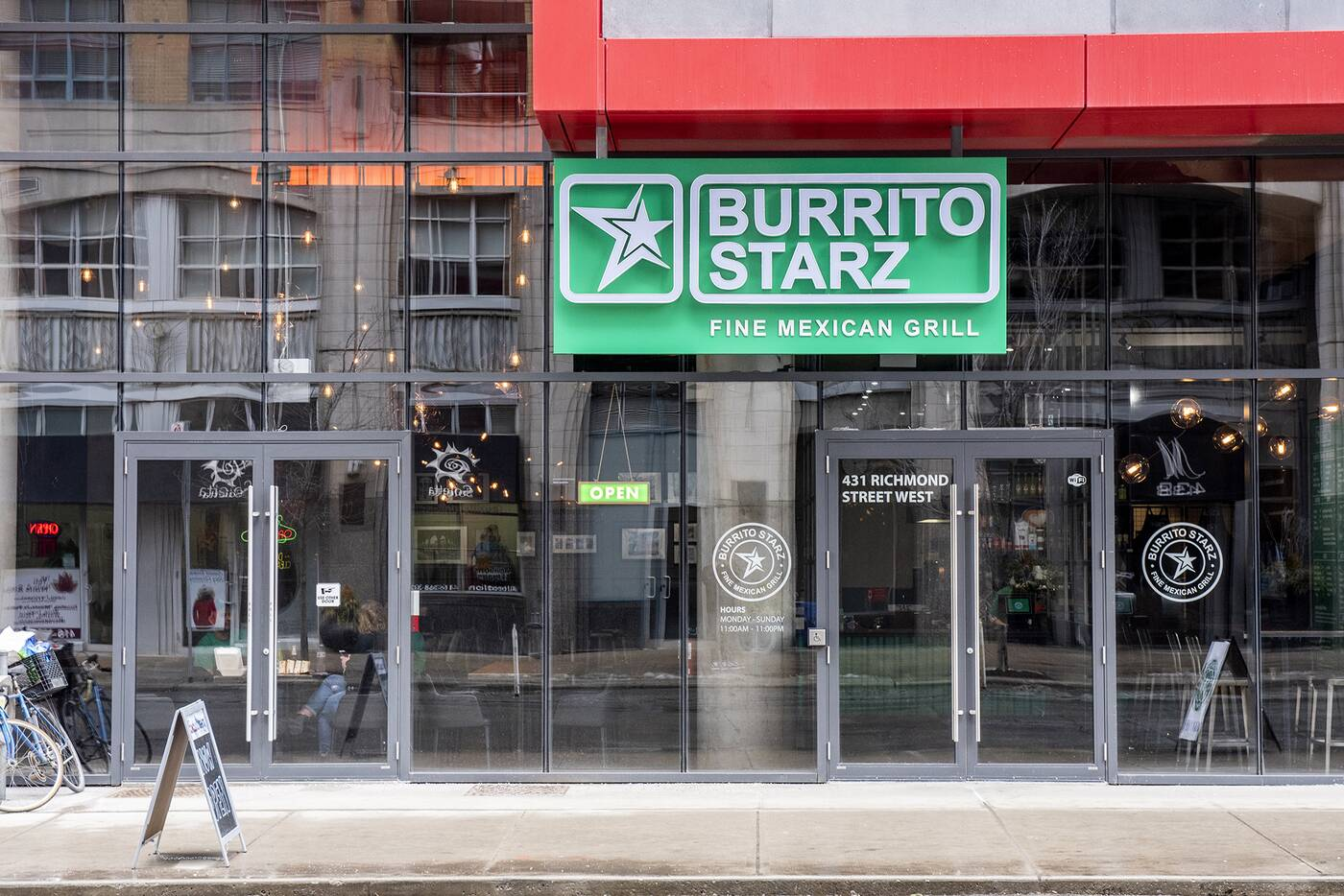 Burrito Starz Toronto