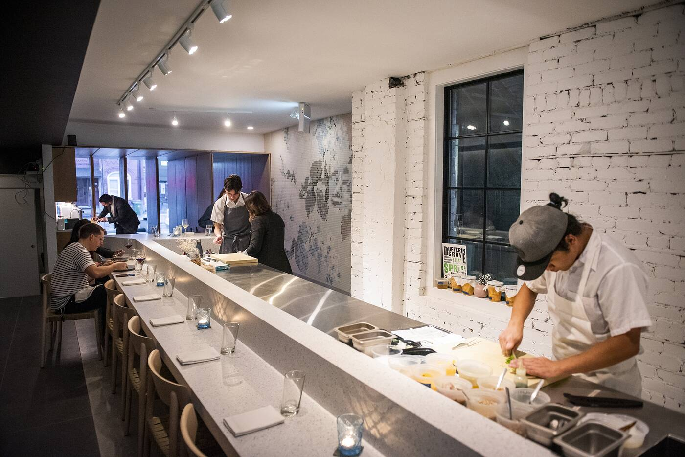 Ten Restaurant Toronto