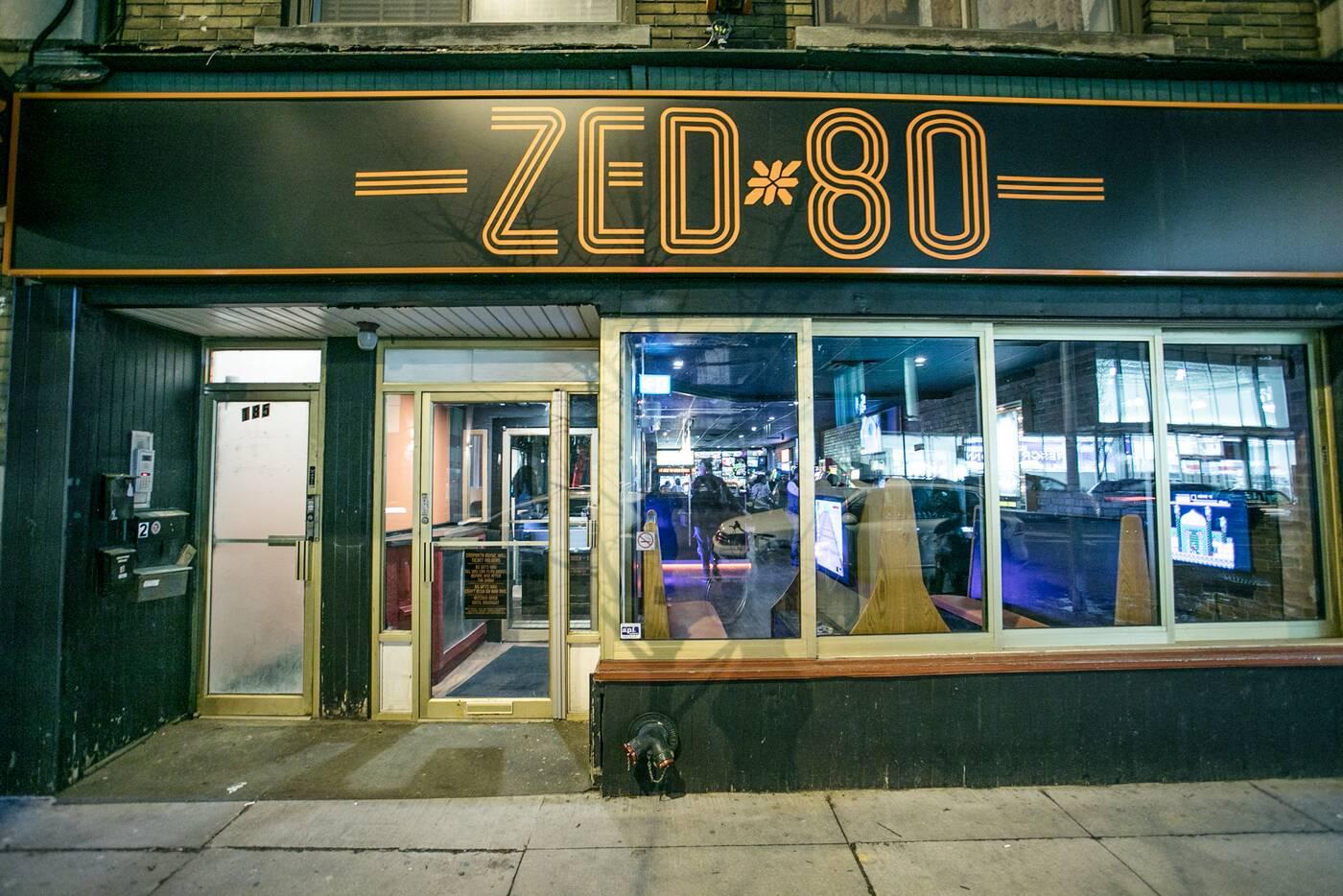 Zed 80 Toronto