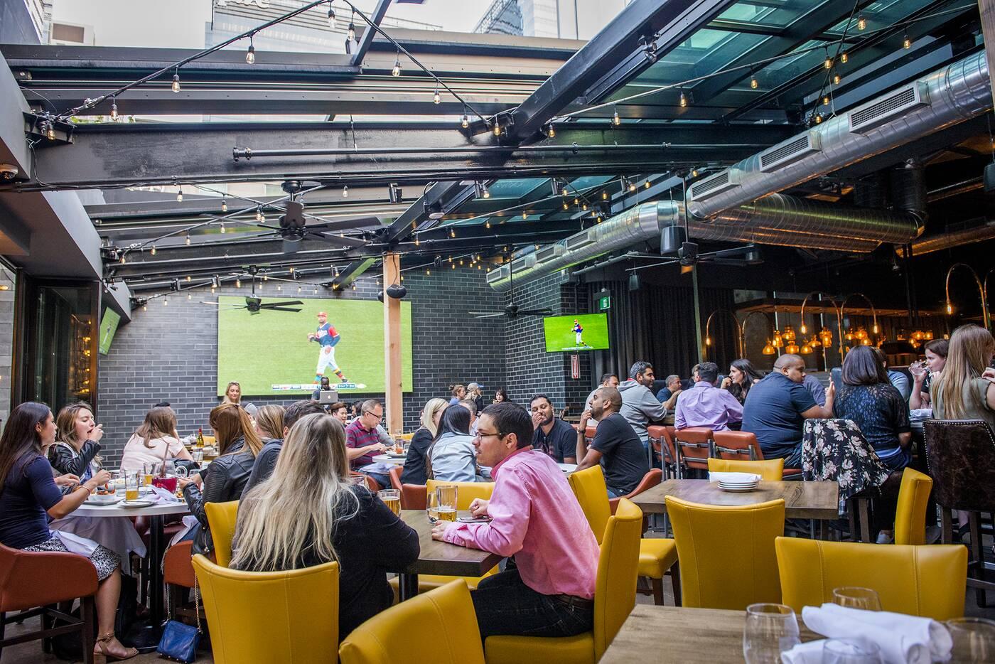 Restaurants Rogers Centre Toronto