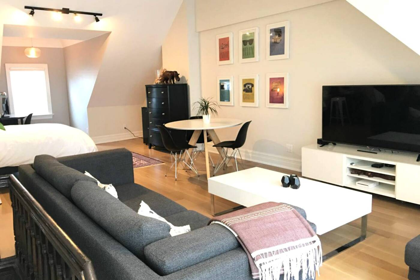 furnished apartments toronto