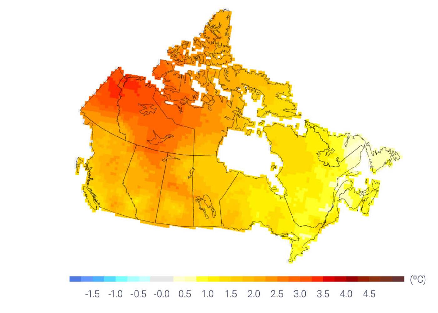 canada climate change