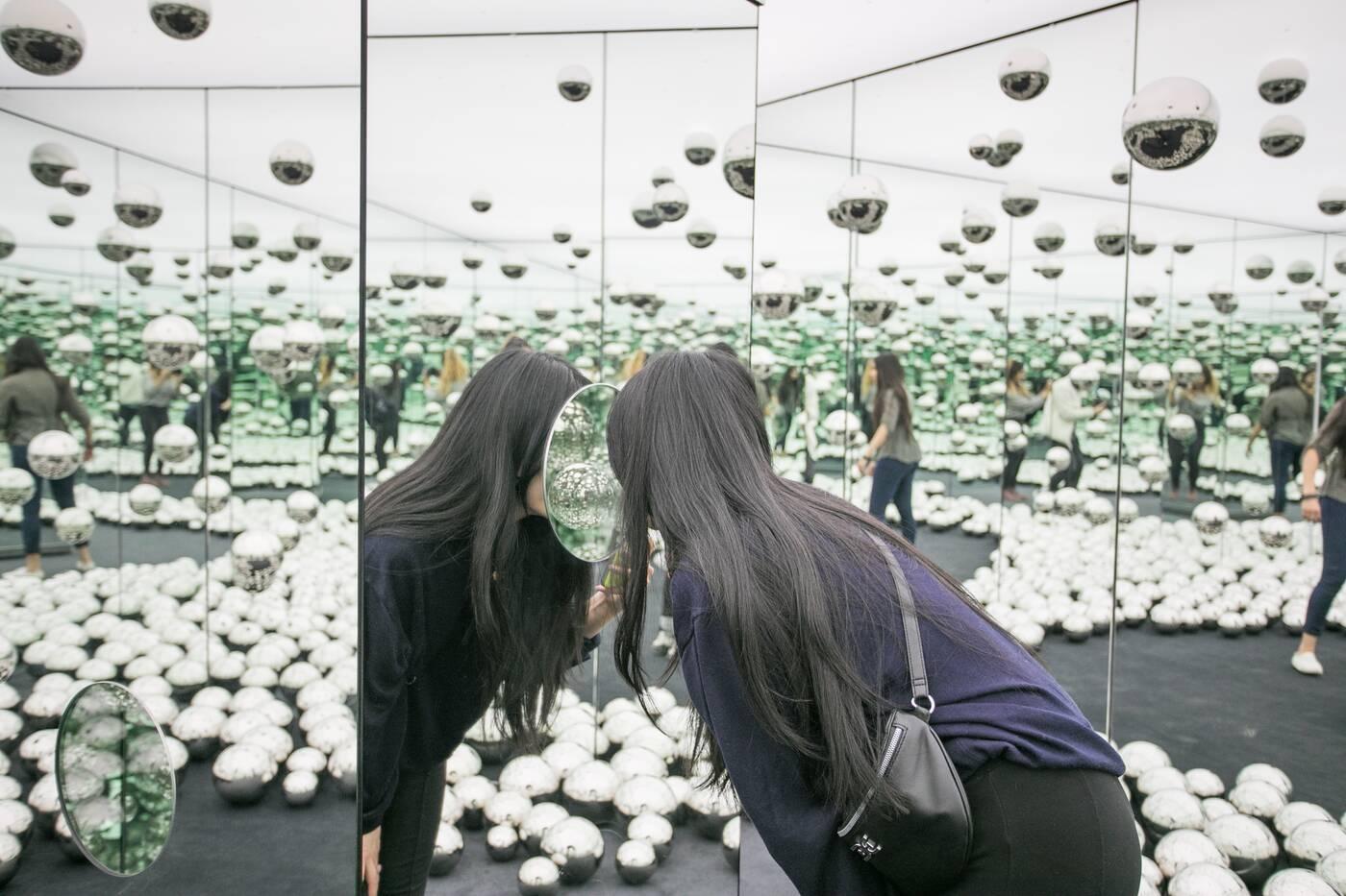 infinity mirrors toronto