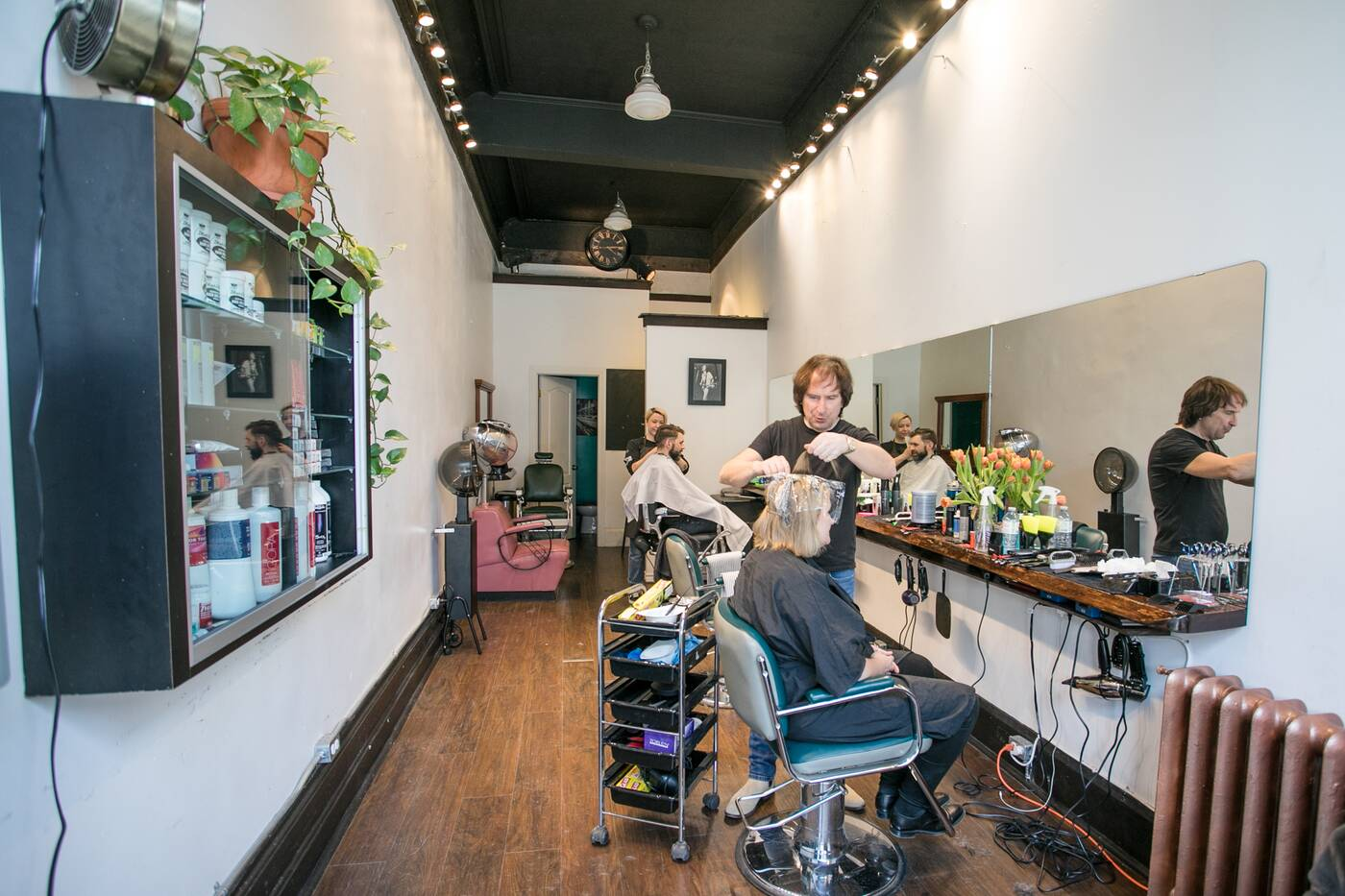 Corrado barber