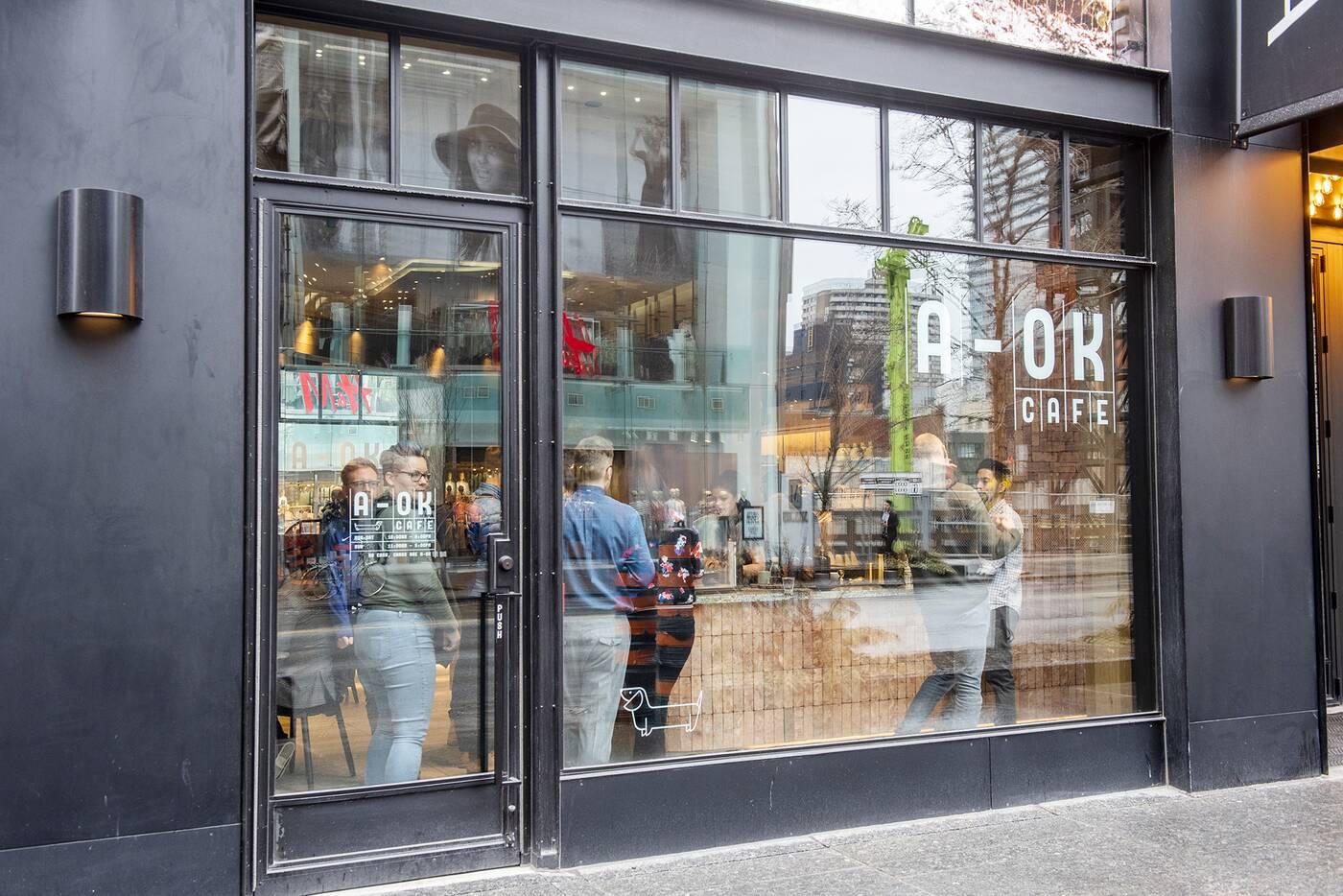 a ok cafe toronto