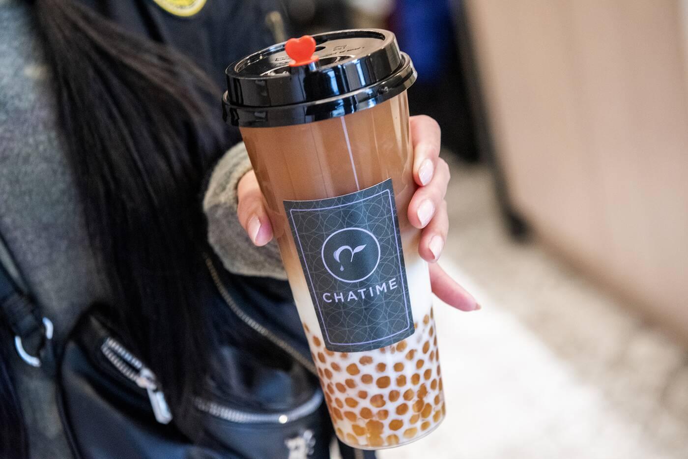 chatime innovation bar toronto