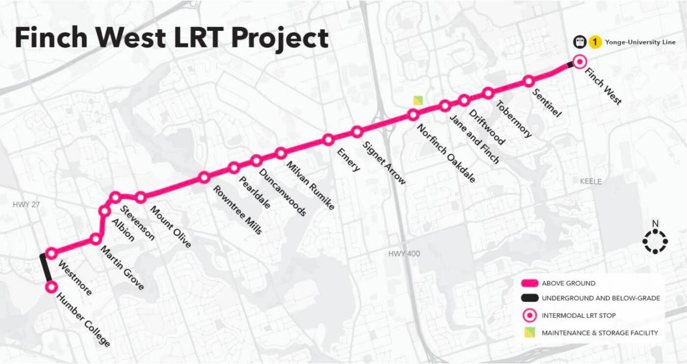 finch lrt names