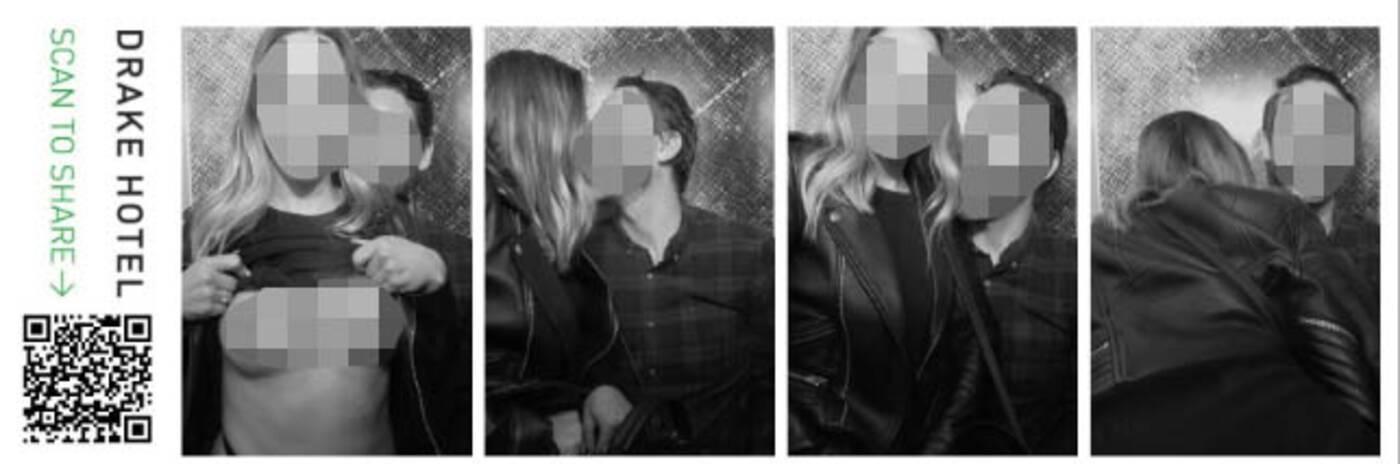 drake photobooth leak