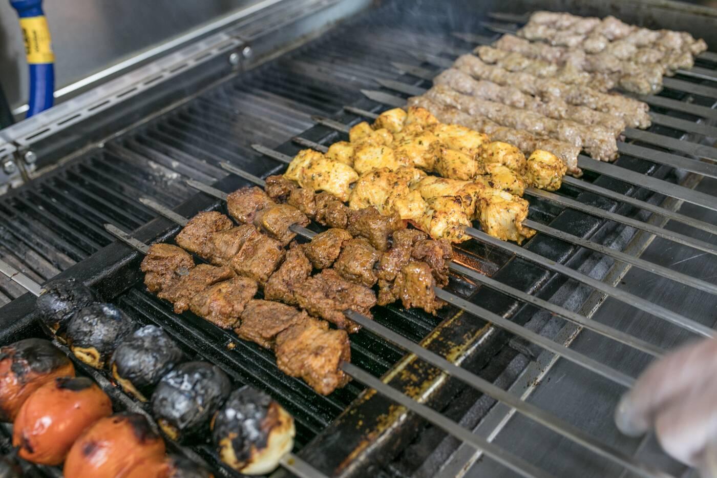 Aleppo Kebab Toronto
