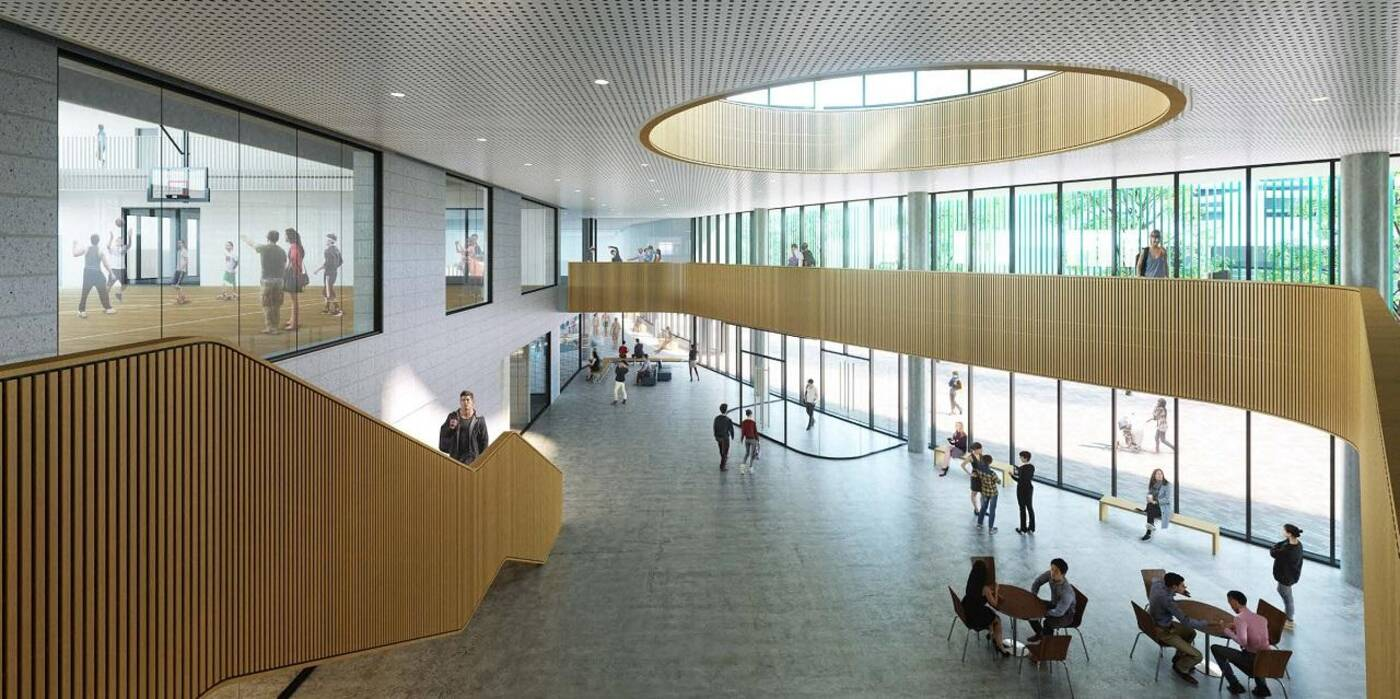 galleria mall redevelopment