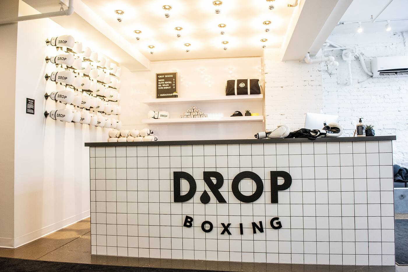 drop boxing toronto