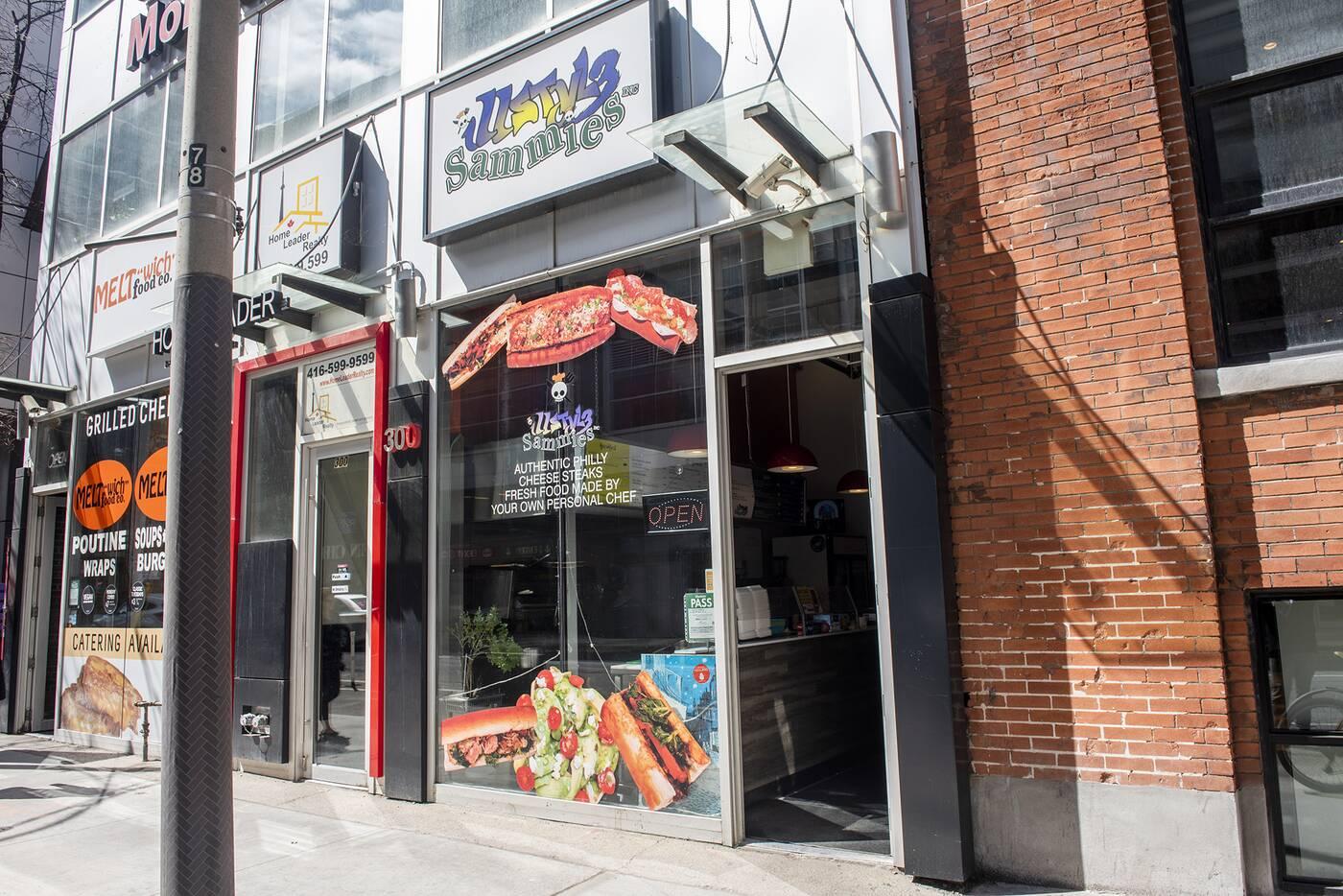 Illstyl3 Sammies Toronto
