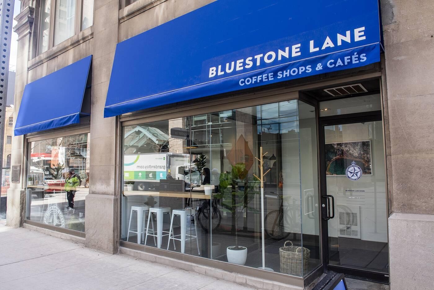 Bluestone Lane Toronto