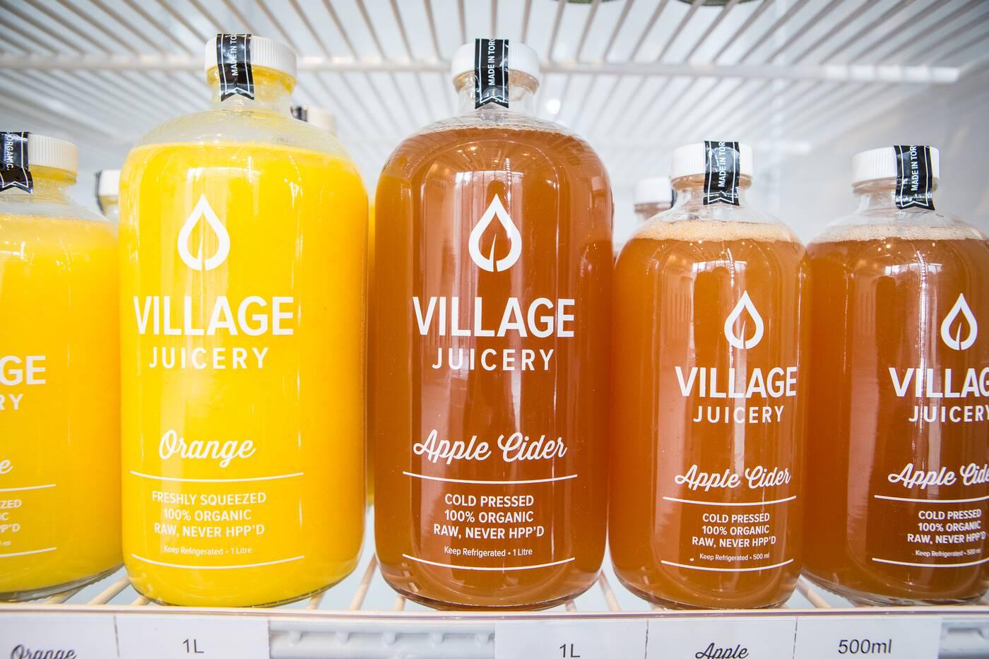village juice toronto