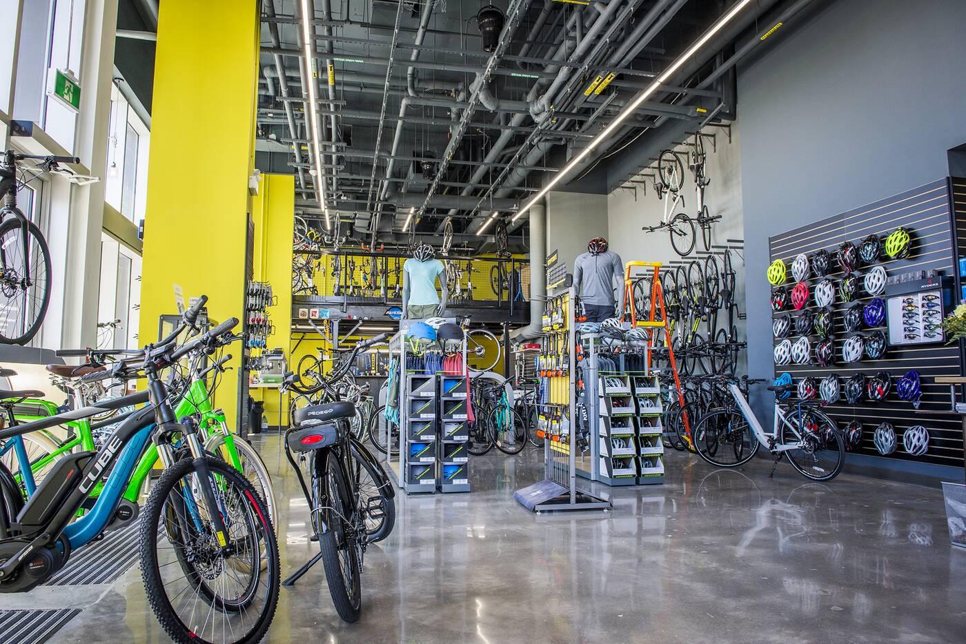 best bike stores toronto