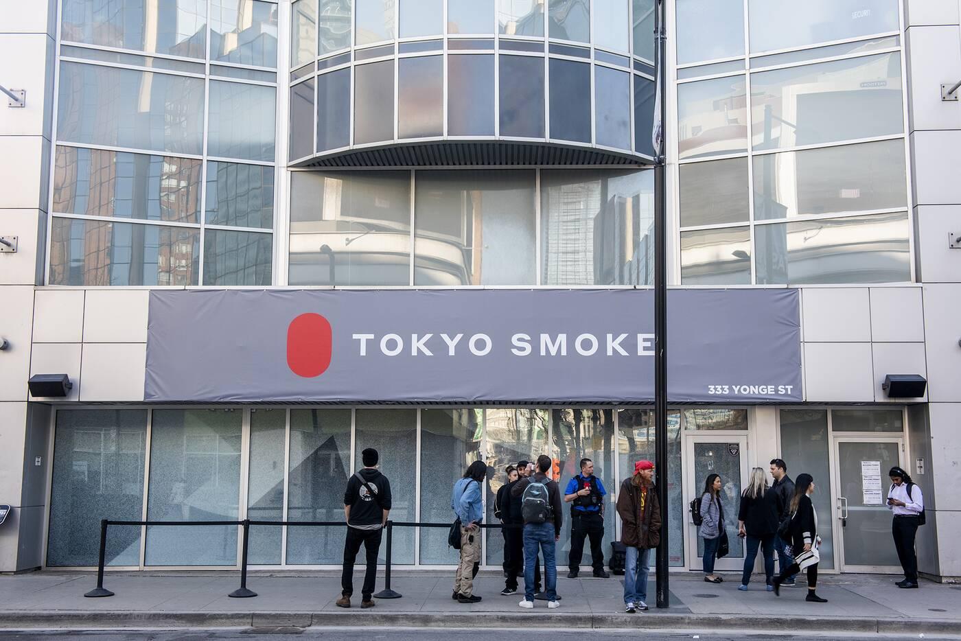 东京烟永多伦多