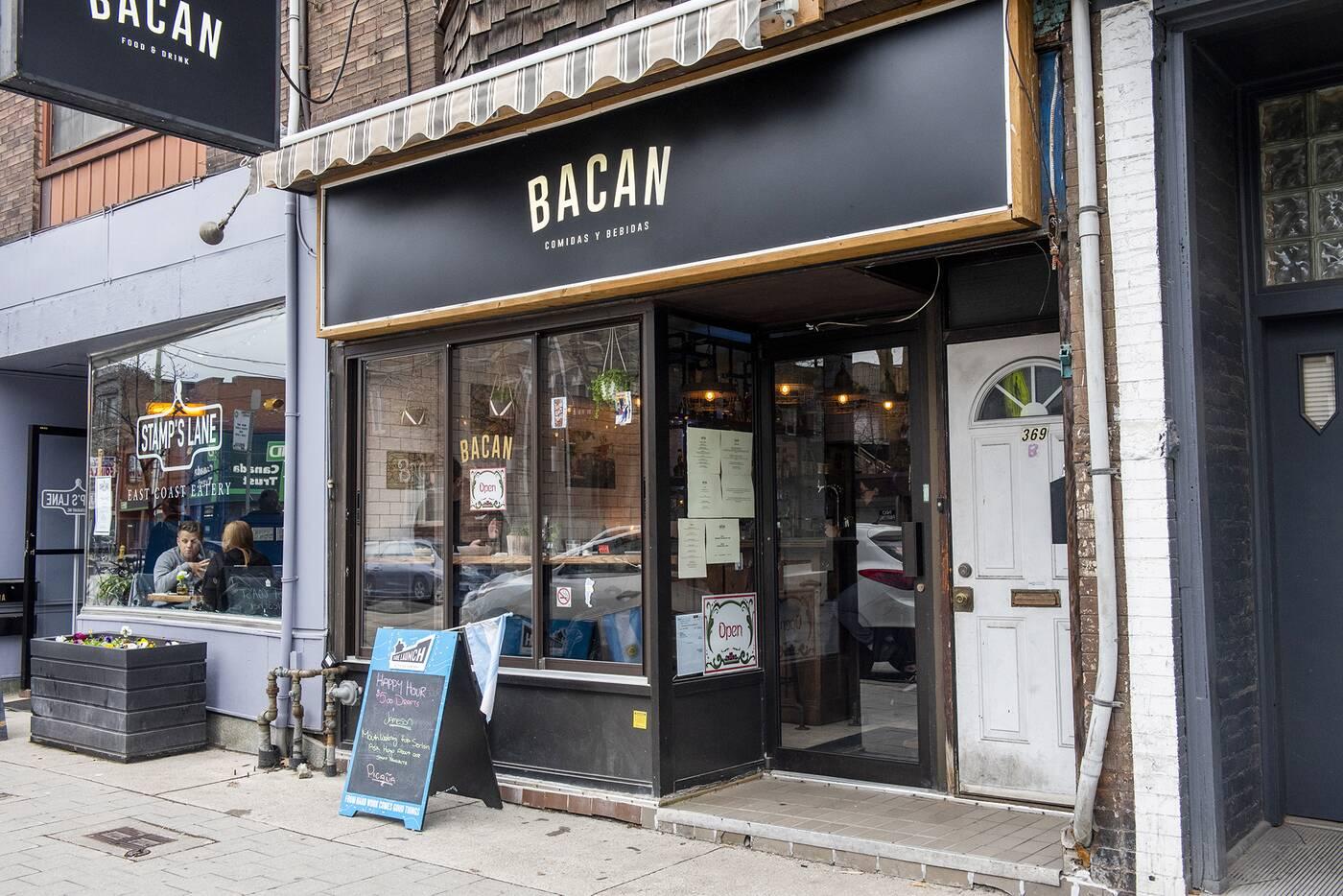 Bacan Toronto