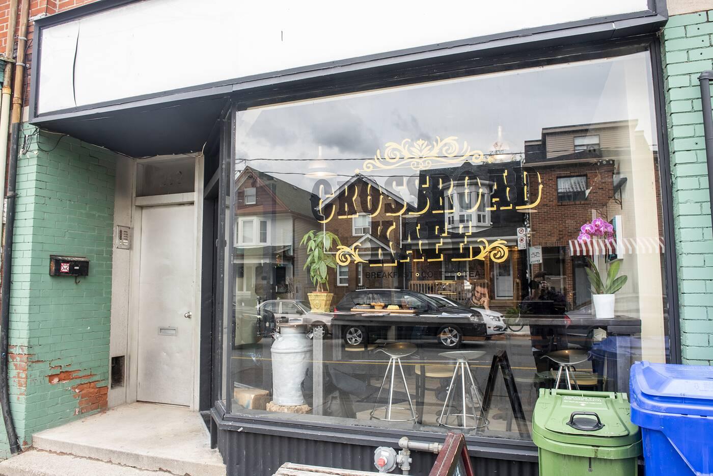 Crossroad Kafe Toronto