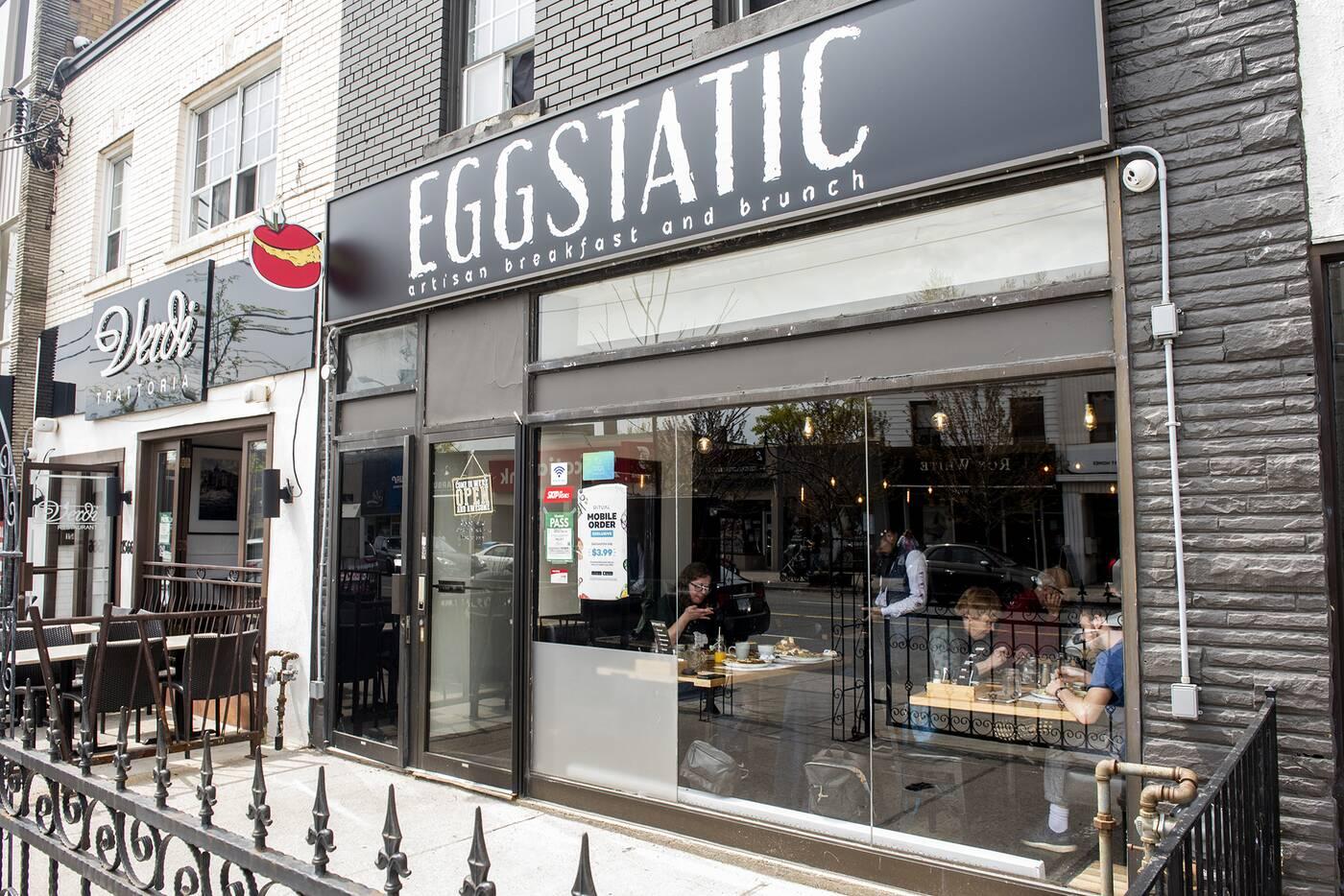 Eggstatic Toronto
