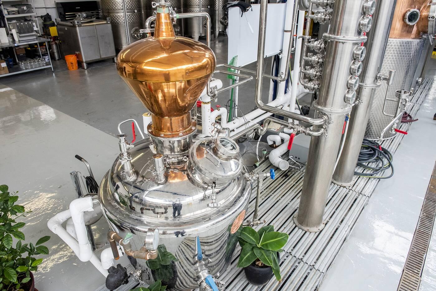 Reids Distillery Toronto