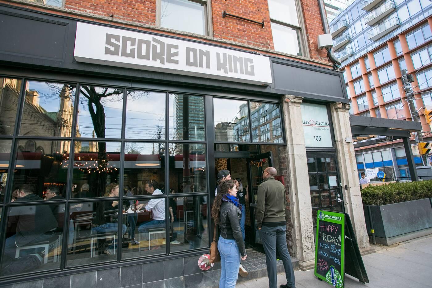 Score King Toronto