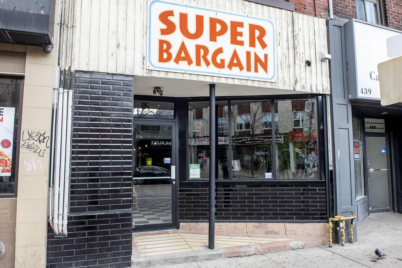 super bargain toronto