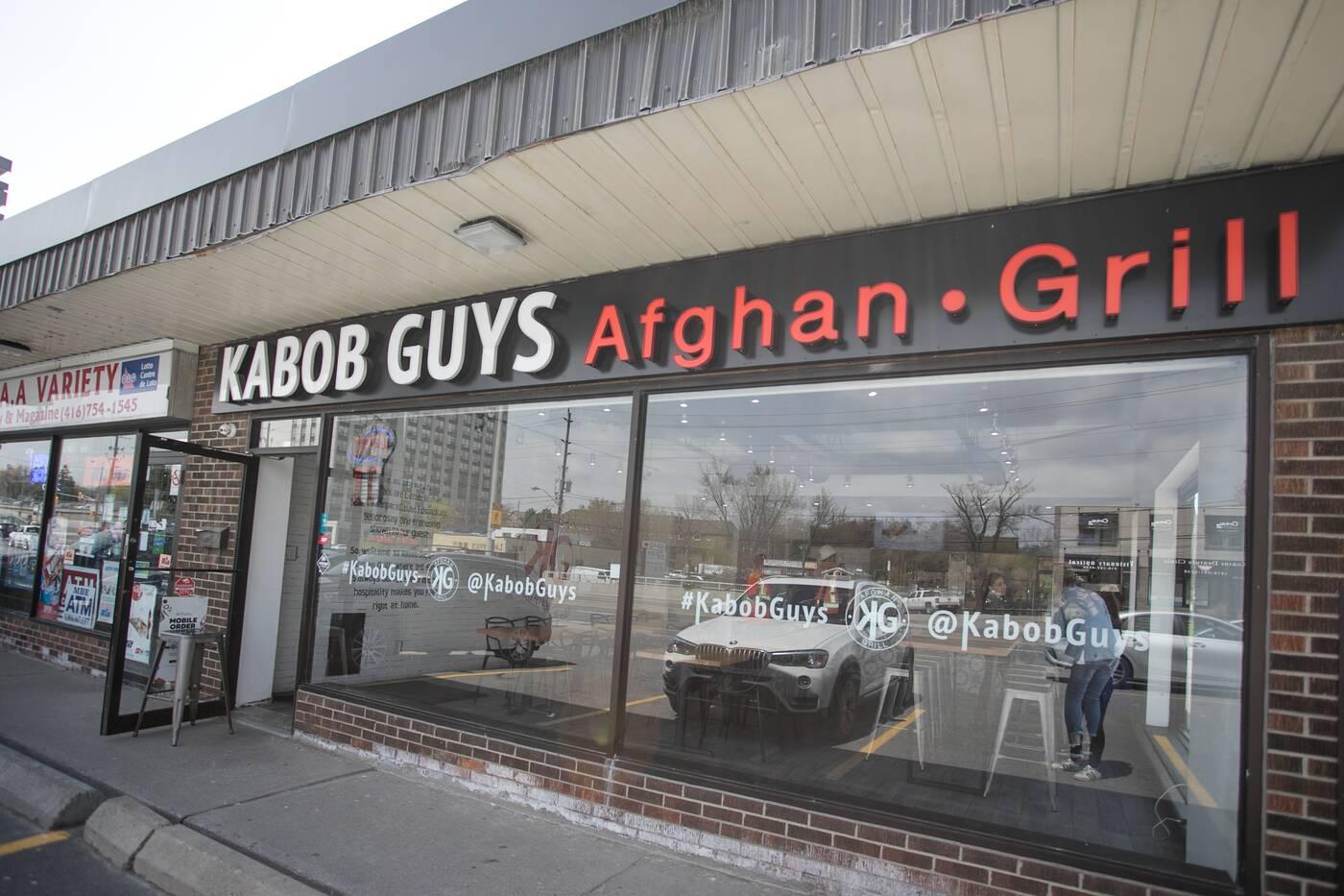 Kabob Guys Toronto
