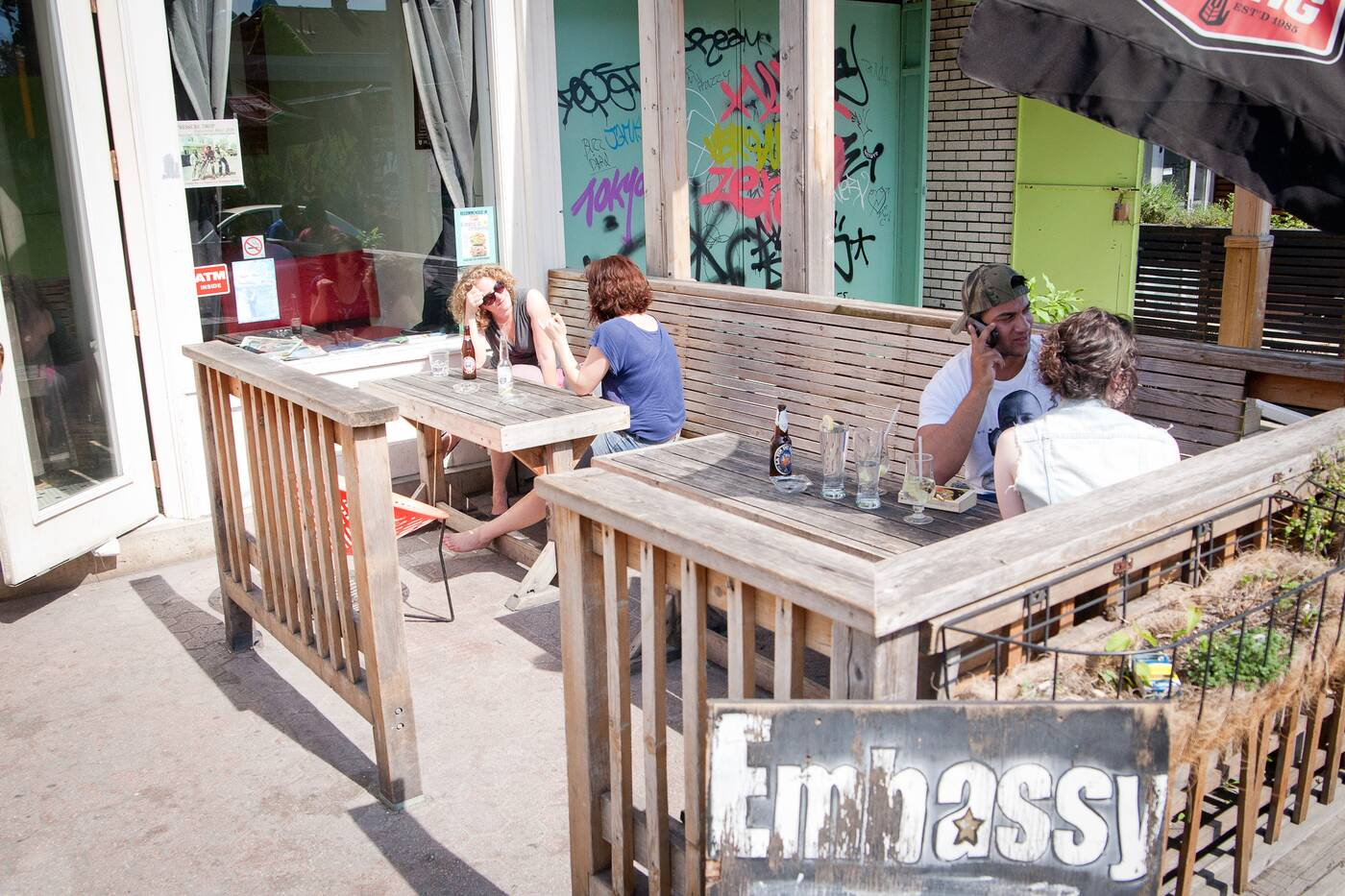 Kensington Market Patio
