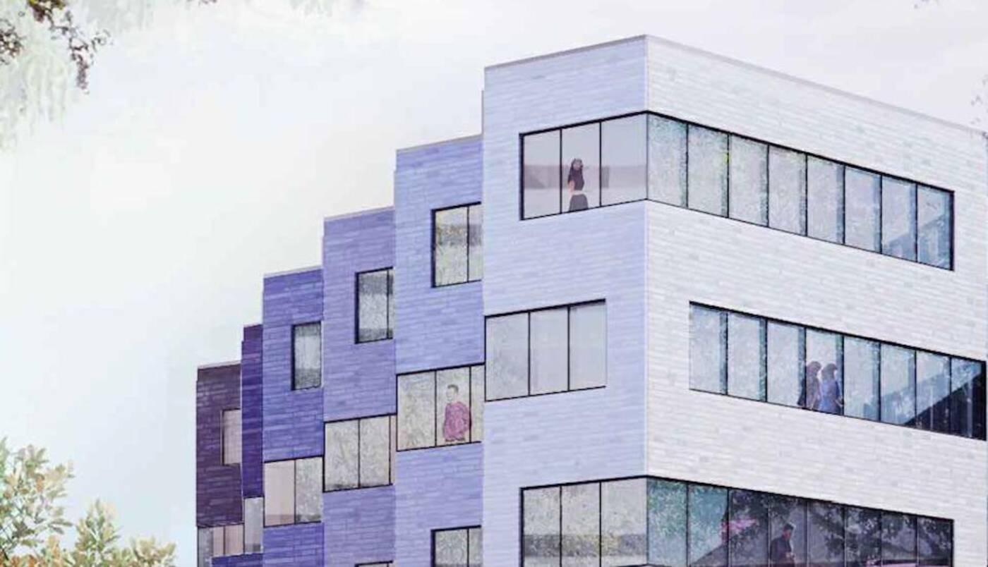 huron street residence