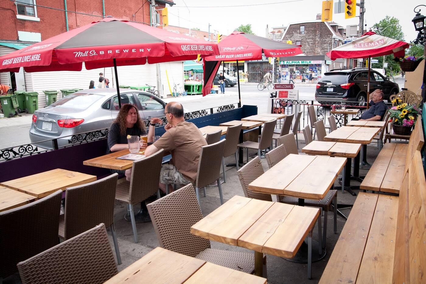 Patio Cheap Drinks Toronto