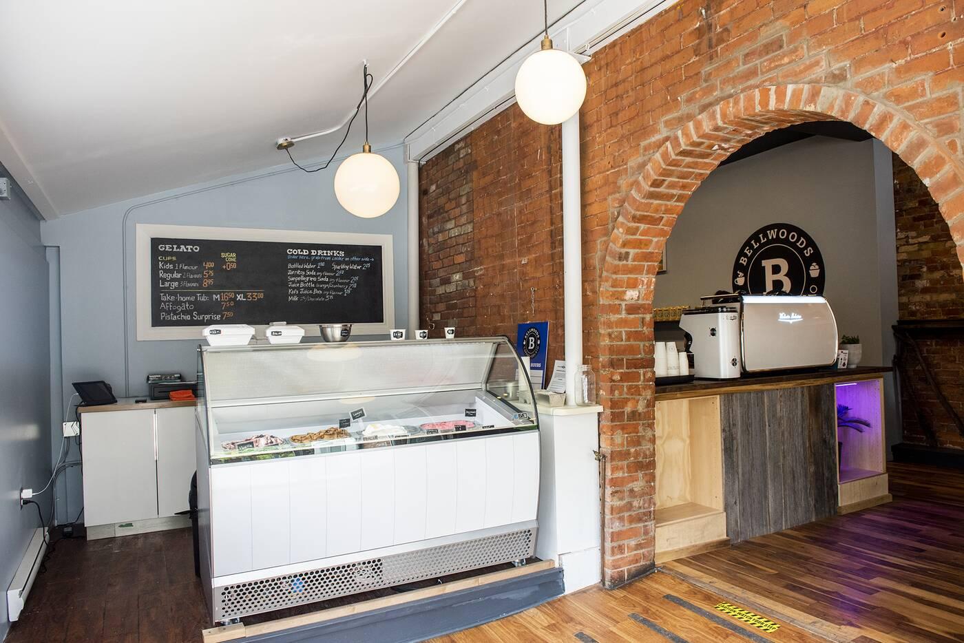 Bellwoods Coffee Gelato Toronto