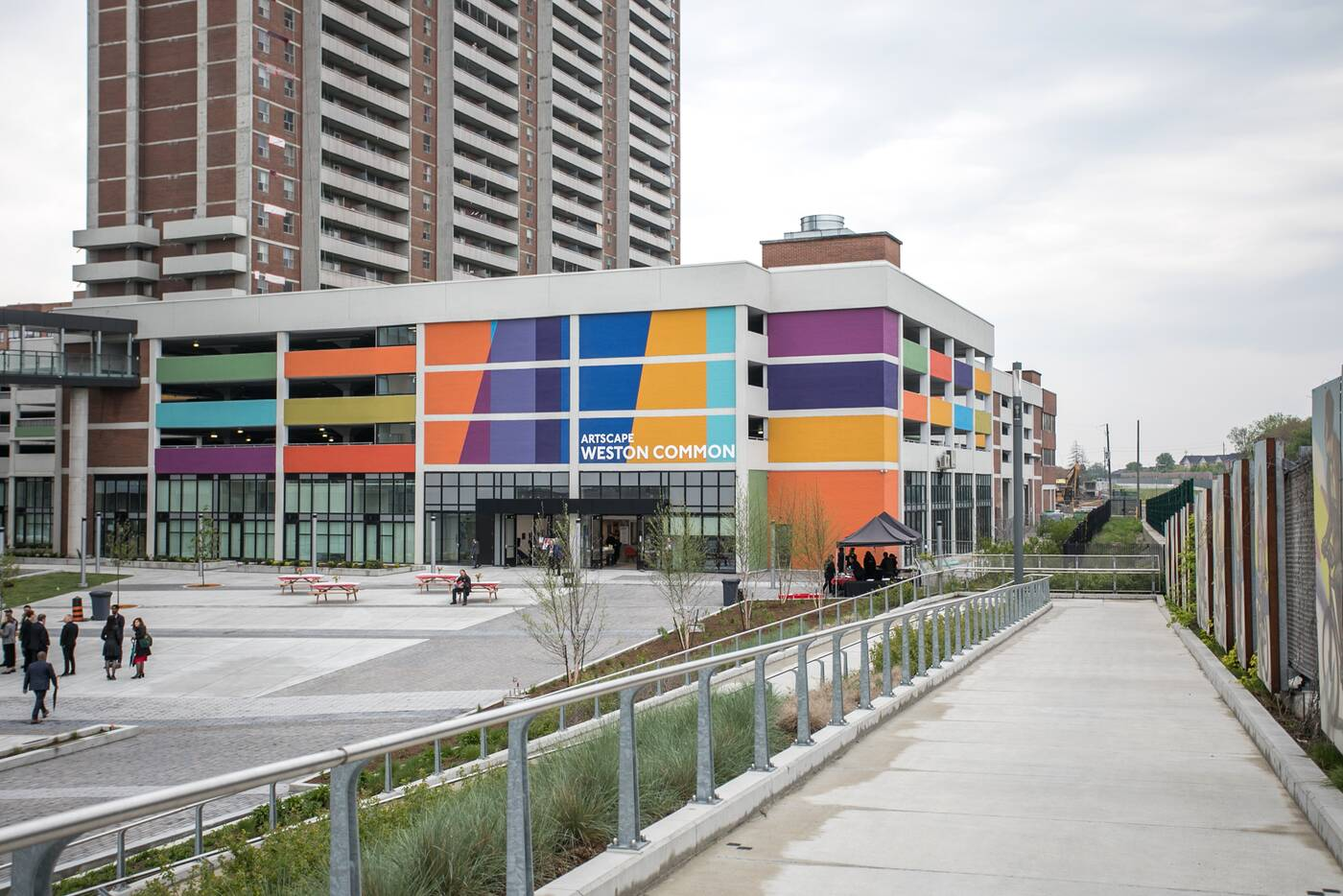 artscape weston common toronto
