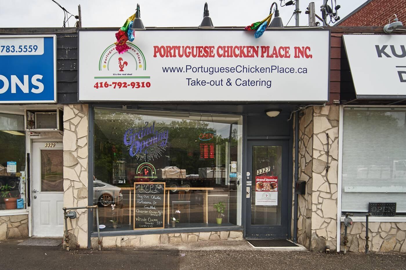 Portuguese Chicken Place Toronto